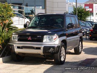 Mitsubishi Pajero Pinin PININ S/R AUTO '01 - 3.490 EUR