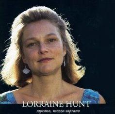 Lorraine Hunt-Lieberson (Mezzo-soprano) - Short Biography