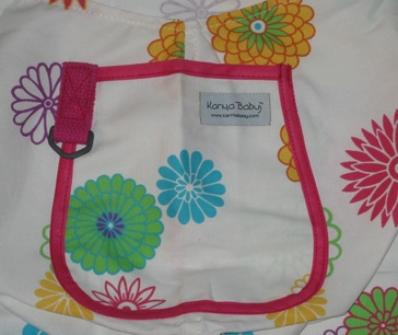How to make your own baby sling: Baby Sling Pattern