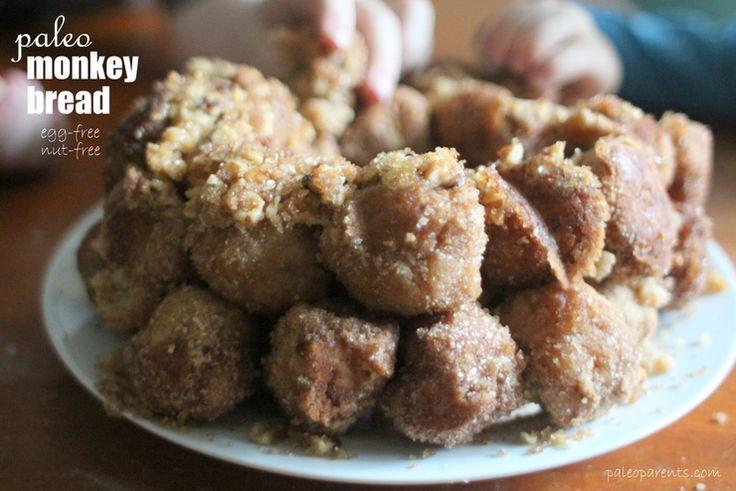 Paleo Monkey Bread Recipe