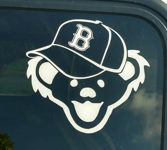 Best Boston Red Sox Decals Images On Pinterest Red Socks - Custom vinyl decals boston