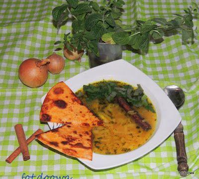 Moje Małe Czarowanie: Irańska zupa cebulowa