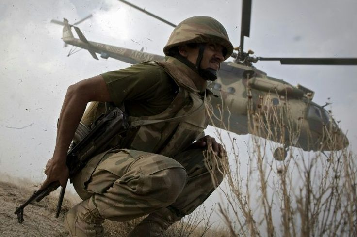 Exército paquistanês lança última fase de ofensiva contra extremistas