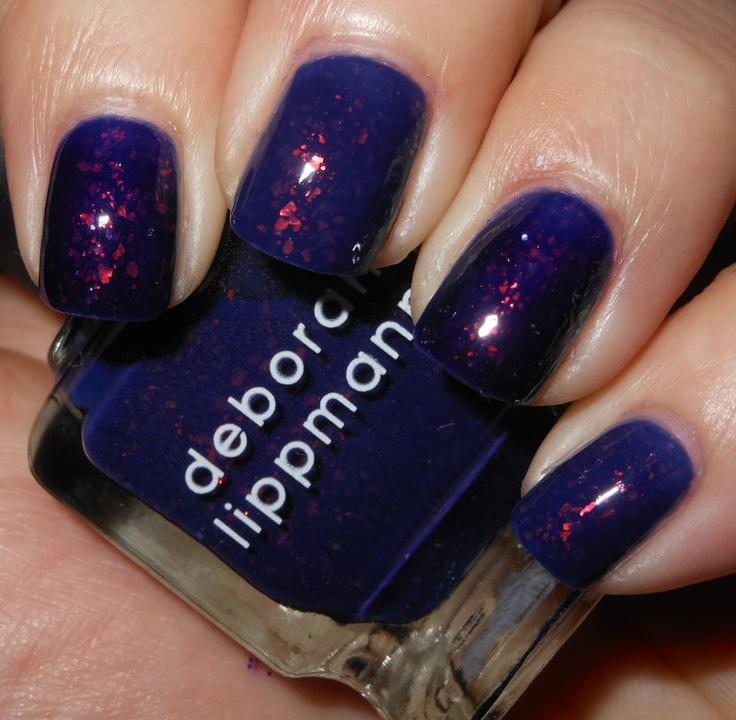 Sleeping Beauty Nails: Mystic Vs. Deborah Lippmann