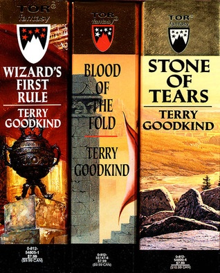The Sword of Truth series - by Terry Goodkind