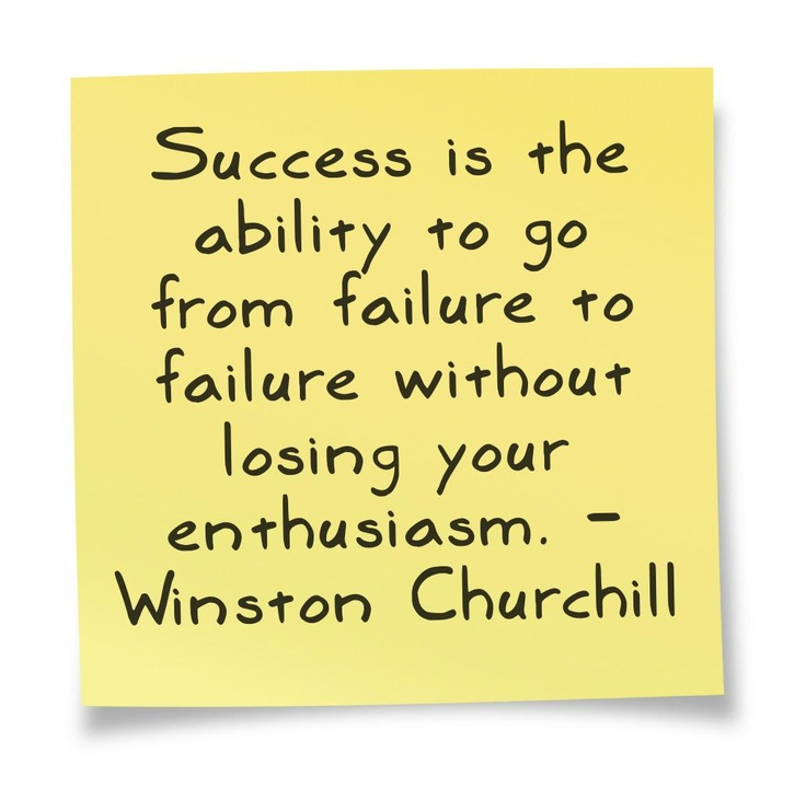 http://sidz.me - Success and failure quote