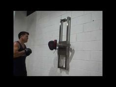 Jeff Fenech Shows You How To Use The Punch Master Cardio Boxer Mate - YouTube