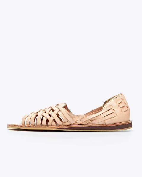 65b4a8313abf All Women s Shoes. Topanga Peeptoe Sandal Natural