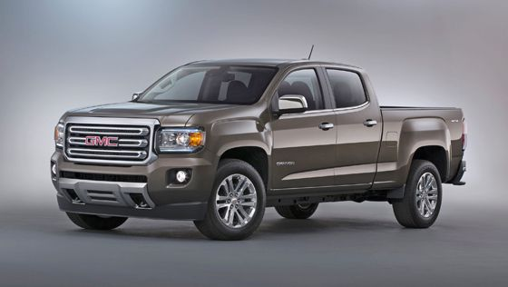 Chevrolet Colorado GMC Canyon 2015 - 8 Best Extended Cab Trucks For 2015
