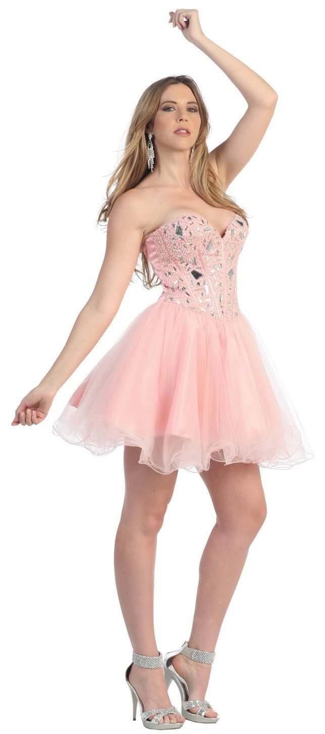 34 best Dresses images on Pinterest | Party wear dresses, Homecoming ...