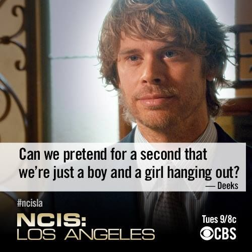 ncis la fanfiction deeks and kensi secretly dating Special agent g callen will finally learn his name on tonight's ncis: los angeles los angeles his father was secretly los angeles, kensi and deeks.