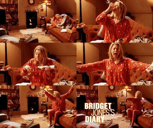 This movie and the book absolutely changed my life. There is a bit of Bridget Jones in all of us!