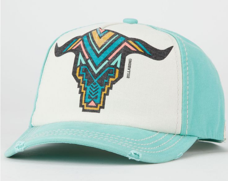 BILLABONG Save It Womens Snapback Hat 206172222 | Hats