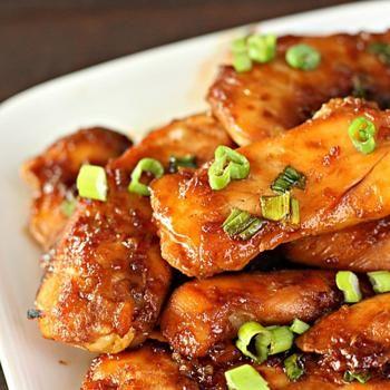 Baked Honey Chicken Tenders Recipe Recipe
