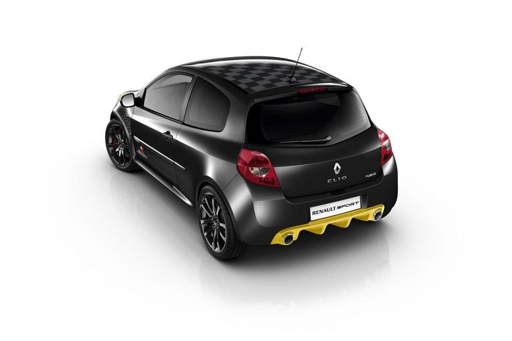 Renault Clio III R.S. Red Bull Racing RB7 Special Edition (2012)