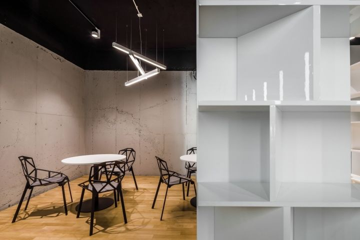 Schüco Showroom by Mânadelucru, Bucharest – Romania » Retail Design Blog