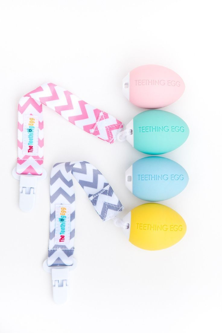 What is The Teething Egg®? The Teething Egg is a uniquely shaped and designed aid to help relieve teething in infants. Unlike traditional teethers, the curved shape of an egg provides full coverage of