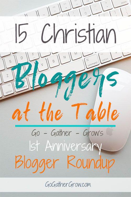 15 Christian Women Bloggers | Blogger Roundup | Christian Faith Bloggers | Bible Study Bloggers | Anniversary Roundup #bloggerroundup #blogaversary #blogiversary #christianbloggers #christianbloggerroundup #anniversaryroundup