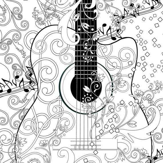 954 Best Coloring - Adults Images On Pinterest | Coloring Books