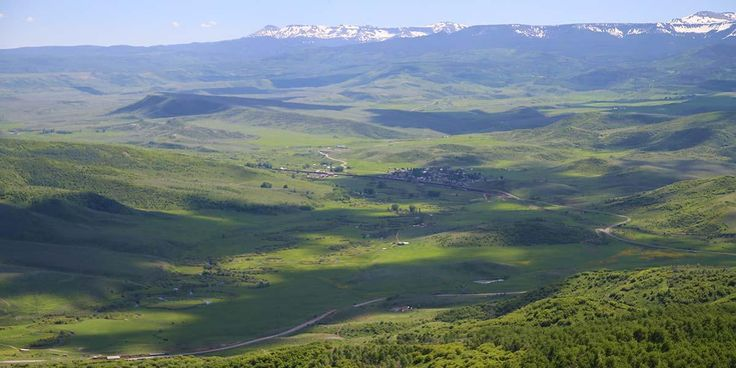 971 acres of Pasture/Ranch / Recreational Land / Hunting Land for sale. Oak Creek, CO