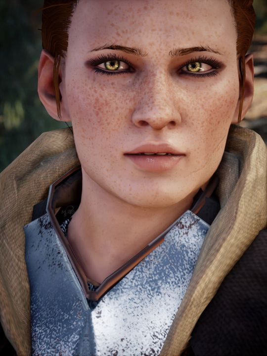 Scout Harding. Most underrated badass in the game. DA:I