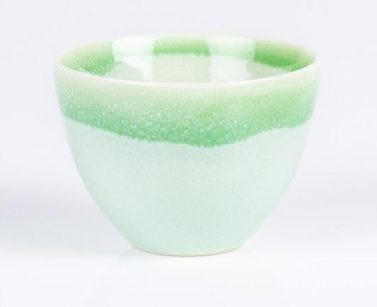 I want them all....  Sorbet Teacup Green | T2 Tea