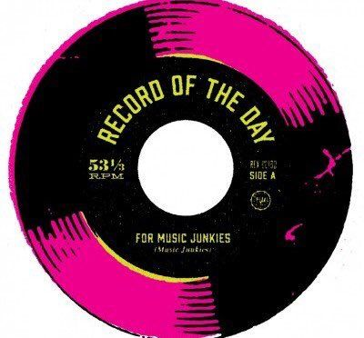 "Germ House - ""Video Life"" (Chris Spedding Cover) b/w ""Bad Organs"" - Record of the Day -"