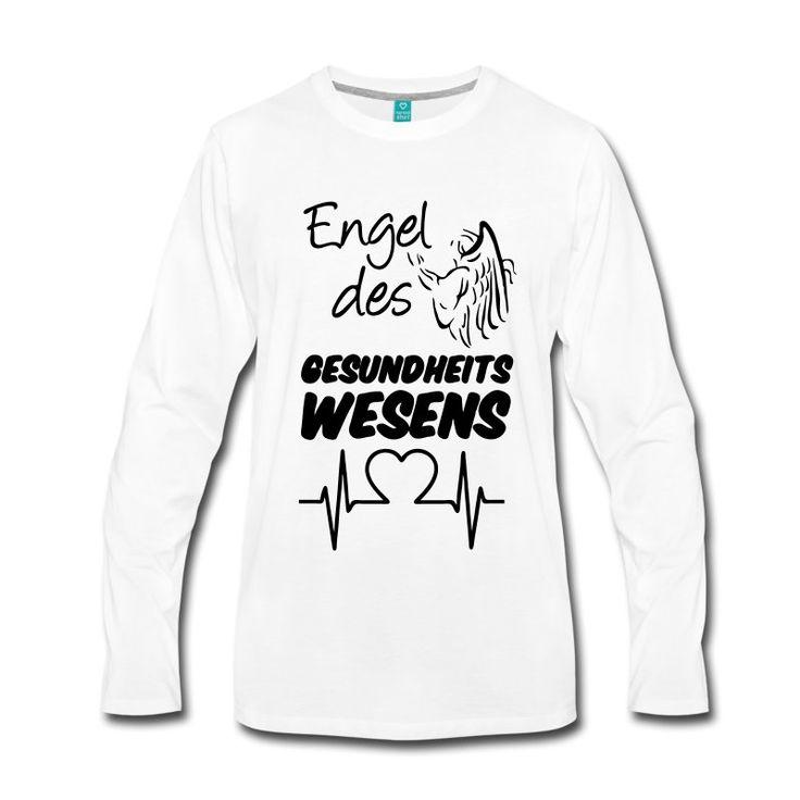 Engel des Gesundheitswesens - schöne Shirts und Geschenke für alle, die sich im anstrengenden Gesundheitswesen für andere aufopfern. Egal ob Ärzte, Arzthelferinnen, Krankenschwestern, Sanitäter...#engel #retter #held #helden #gesundheit #gesundheitswesen #arzt #ärztin #ärzte #pfleger #krankenschwester #sanitäter #arzthelferin #berufe #sozial #danke #medizin #mediziner #sprüche #shirts #geschenke