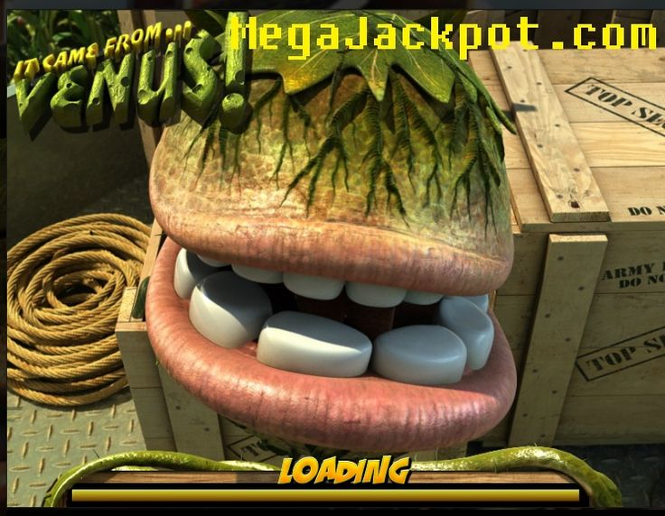It Came From Venus free #slot_machine #game presented by www.megajackpot.com - World's biggest source of #free_slots where you can play slots for fun, free of charge, instantly online (no download or registration required) . So, spin some reels at MegaJackpot!