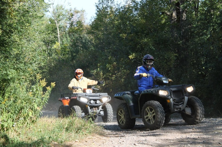 Atving our area has some of the best riding trails for