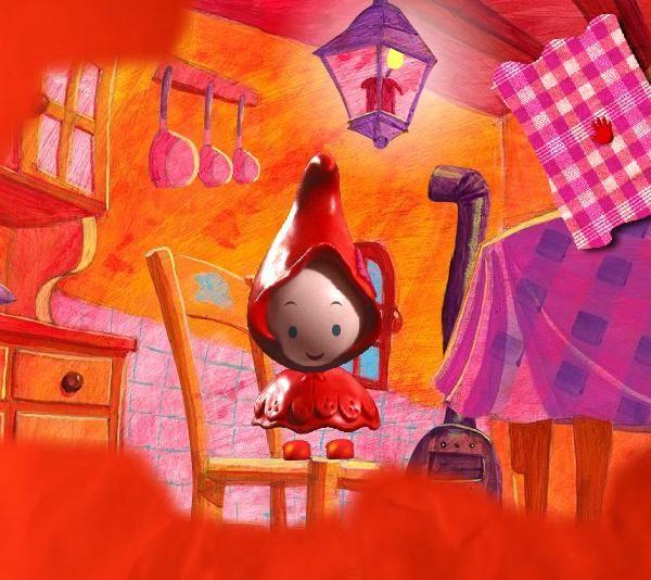 Un des plus célèbre conte pour enfant. Découvrez une aventure interactive colorée et amusante.