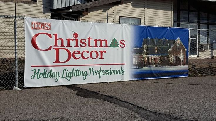 """This 70"""" h x 240""""w S/S printed banner completed  by Speedpro Imaging Oshawa!"""