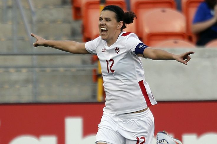 Christine Sinclair named NWSL Player of the Month for June