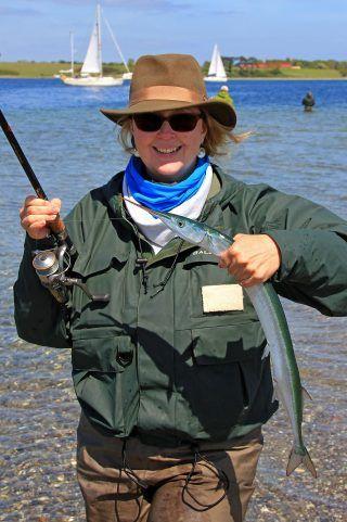 Die beste Methode zum Hornhechtangeln   Best way to catch garfish