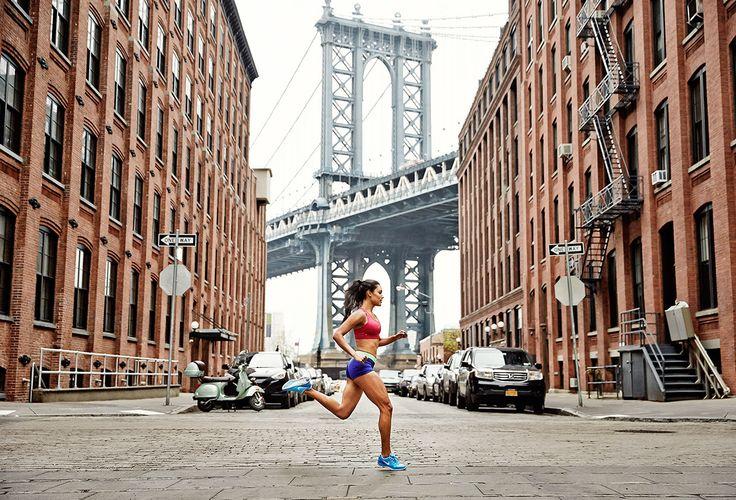 New York City Fitness for Mens Fitness Magazine on Behance