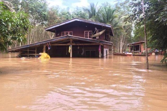 Hochwasser: Dramatische Szenen in Trang :: Wochenblitz - Ihre deutschsprachige Zeitung für Thailand