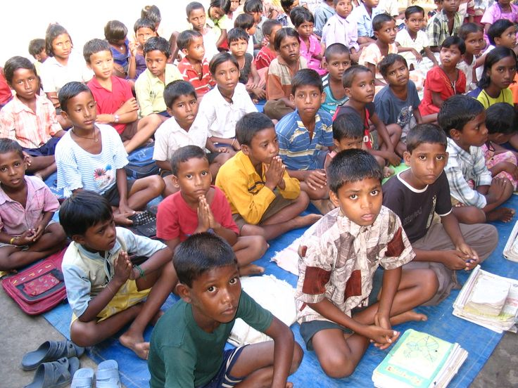 India is a developing country. The main factor that has made India a developing country is its poor educational field leading to illiteracy and subsequently poverty. Free Education in India is available for all children to up to fourteen years old as stated in the constitution. The Parliament of India passed the Right to education Act making education a fundamental right to all children.