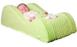 THE NAP NANNY IS NO GOOD. The government is suing the company to force a recall after 5 babies died in them.