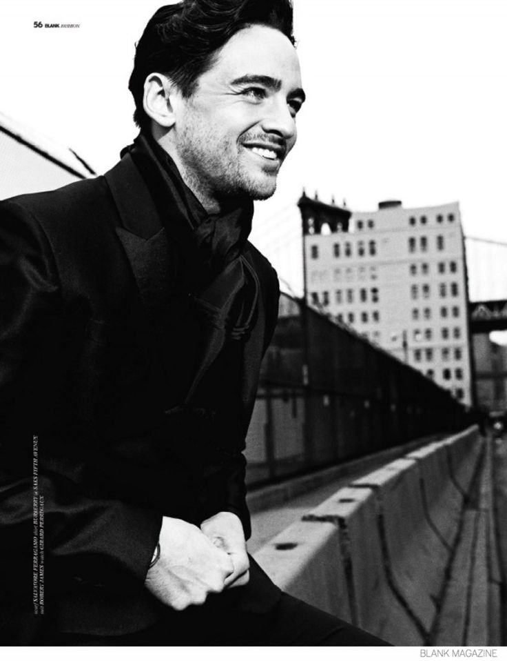 Vincent Piazza for Blank magazine