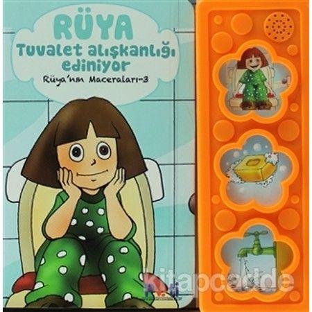 Rüya'nın Maceraları 3: Rüya Tuvalet Alışkanlığı