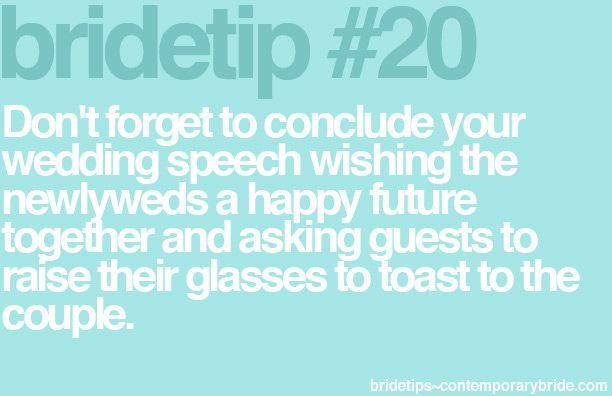 Bride Tip #20   Contemporary Bride Magazine