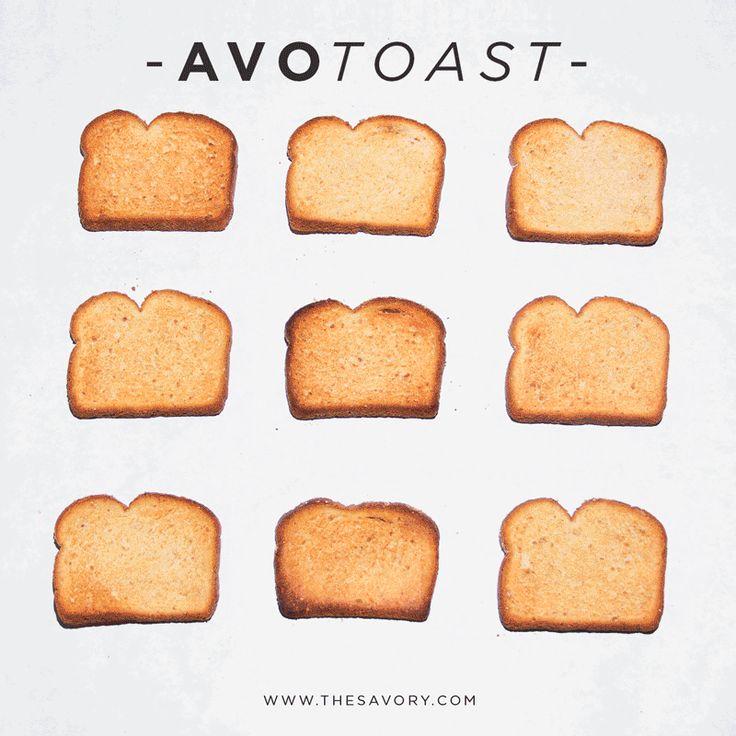 9 Bangin' New Ways to Make Avocado Toast | Obsev