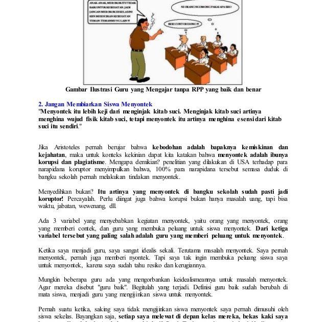 Ilustrasi Guru Tidak Profesional 10 Hal Yang Perlu Guru Ketahui Di Kelas Kompetensi Guru Hadapi Era Revolusi 4 0 Banjarmasin Post Di Gambar Guru Ilustrasi