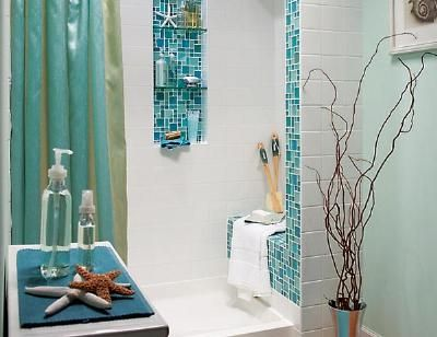 how to decorate your bath with tile