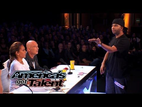Smoothini: Bar Magician Flies Through Amazing Tricks - America's Got Talent 2014 - YouTube