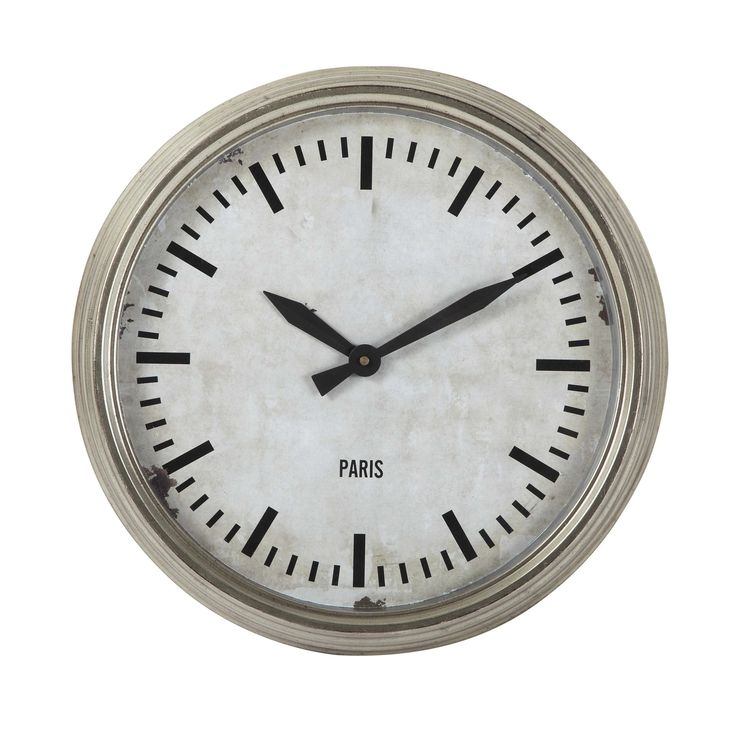 perfect horloge en mtal d cm times with pendule maison du monde. Black Bedroom Furniture Sets. Home Design Ideas