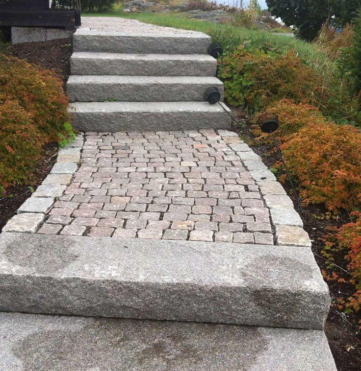 Fina trappor till trädgården bild 9