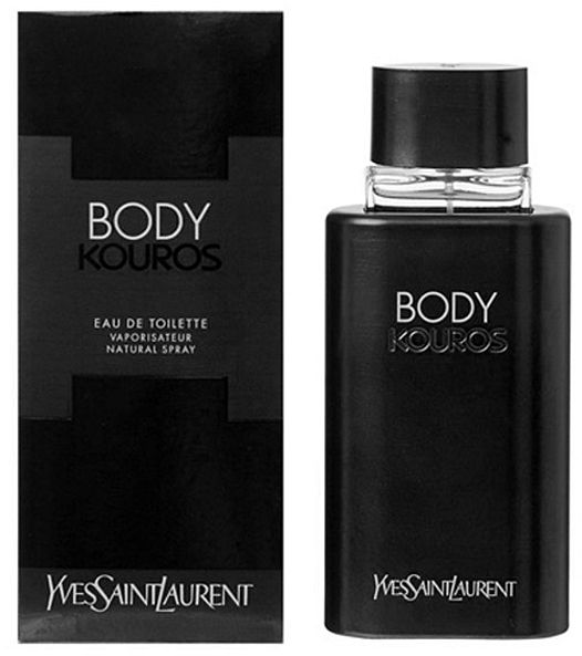 Saint Laurent Body Kouros 3.4 Eau de Toilette - Men