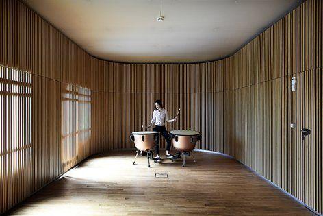 Sonor Museum, Copenaghen, 2014 - Adept Architects