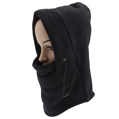 Outdoor Sports Polar Fleece Windproof/Warm Keeping Facemask(Random Color) – USD $ 9.49